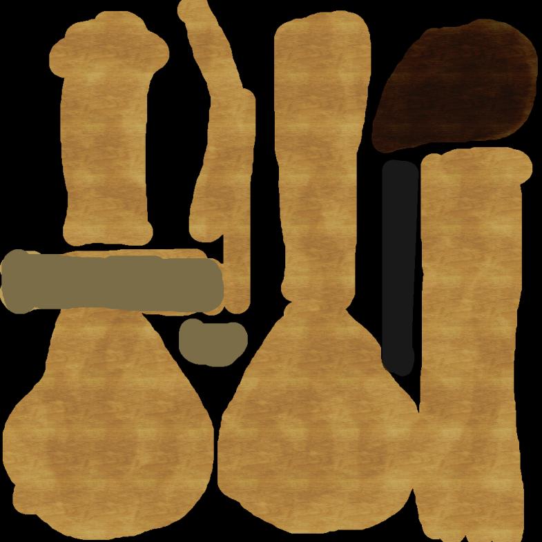 Sitar UVW template